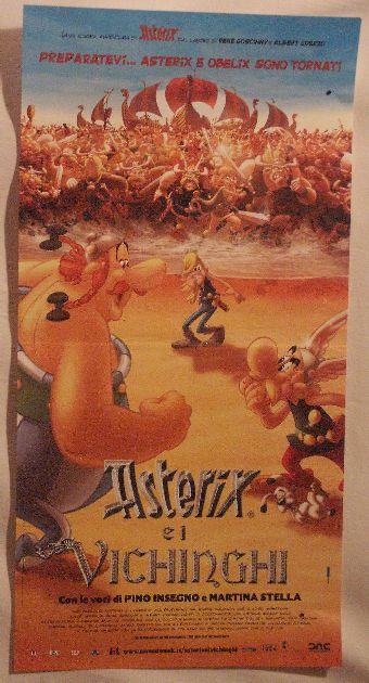 Asterix e obelix tutti i film tra cartoon e live action movie