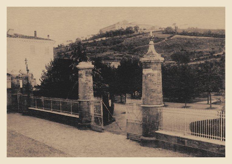 Risultati immagini per giardino pubblico cesena antico