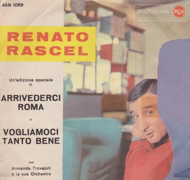 Renato Rascel Ho Il Cuore Tenero - Vagabondo Slow