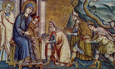 La Questione Del Natale I Re Magi
