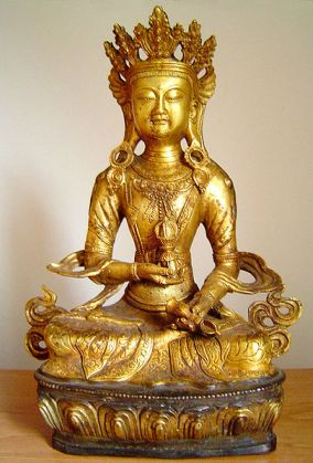 Vajrasattva Buddha, Tibet