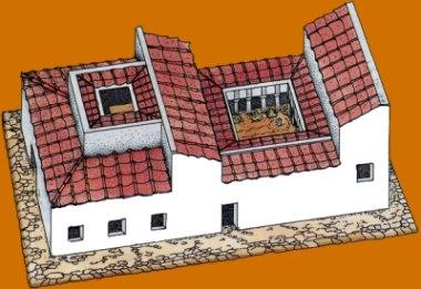 Construcción Domus_romana