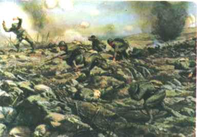 Guerra in trincea sul fronte italiano