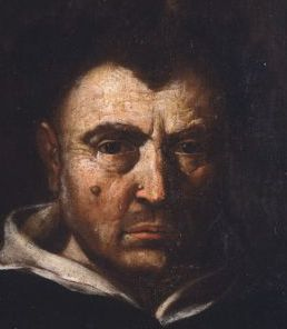 Tommaso Campanella, Collezione Camillo Caetani, Sermoneta, Italia